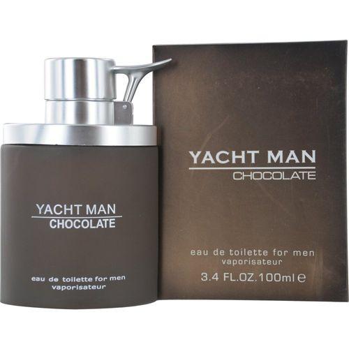 Yacht Man Chocolate de Myrurgia Eau de Toilette Masculino 100 Ml