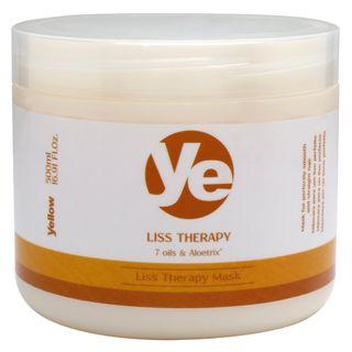 Yellow Liss Therapy - Máscara de Tratamento 500g