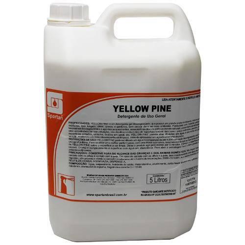 Yellow Pine 5 Lts Spartan