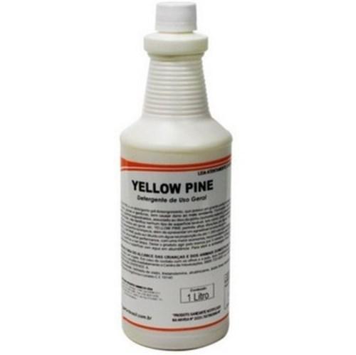 Yellow Pine - Detergente Desengraxante - 1 Litro - Spartan