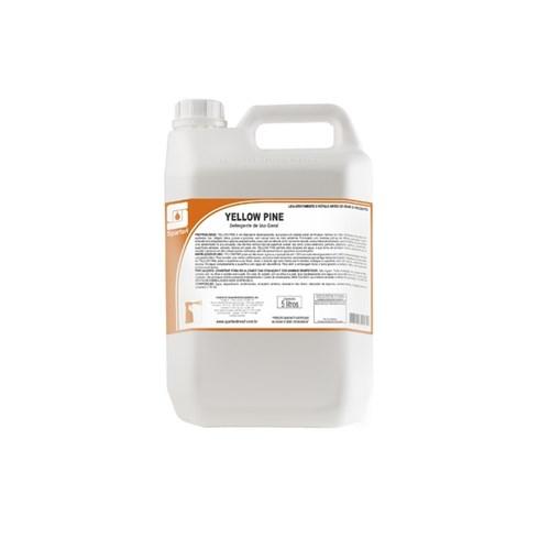 Yellow Pine - Detergente Desengraxante em Gel - 5 Litros - Spartan