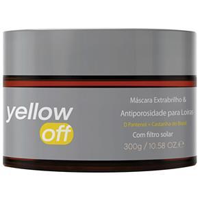 Yenzah Máscara Extrabrilho Yellow Off 300g