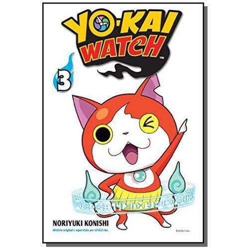 Tudo sobre 'Yo-kai Watch - Vol.3'