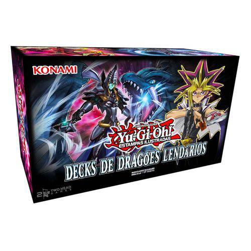 Tudo sobre 'Yugioh Decks de Dragões Lendários'