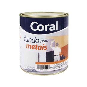 Zarcão 0,9lts Fosco Coral