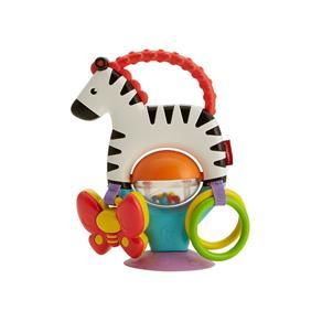 Zebrinha de Atividades Fisher-Price - Mattel FGJ11
