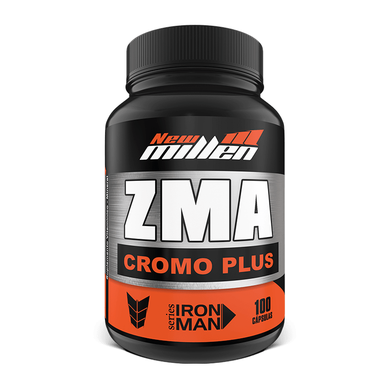 Tudo sobre 'ZMA (100caps) New Millen'