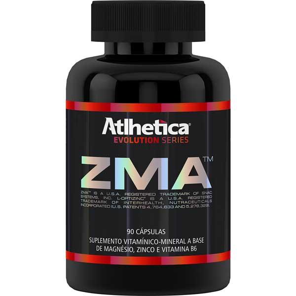 ZMA - 90 Caps - Atlhetica Nutrition