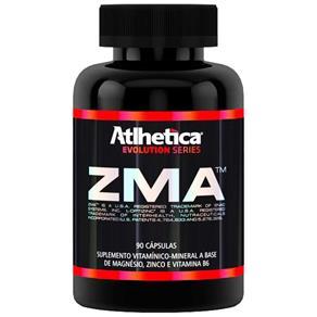 Zma - 90 Capsulas - Atlhetica Nutrition. - Sem Sabor - 90 Cápsulas
