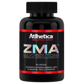 ZMA - Atlhetica Nutrition - Sem Sabor - 90 Cápsulas