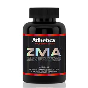 ZMA - Atlhetica Nutrition - Único