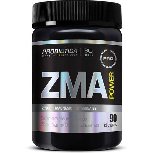 Tudo sobre 'Zma Power 90caps - Probiótica'