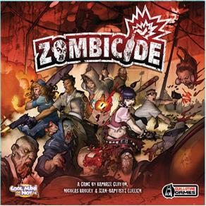 Zombicide Galápagos Board Game Zom001