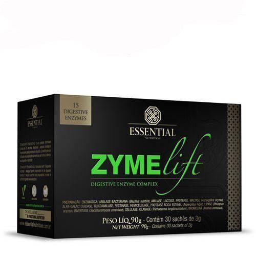 Zymelift - Caixa com 30 Sachês de 3g - Essential Nutrition