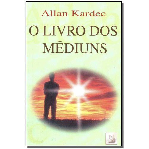 Zz-Livro dos Mediuns, o - Bolso - Feb -