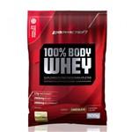 Ficha técnica e caractérísticas do produto 100 Body Whey Protein (900g) Body Action