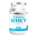 Ficha técnica e caractérísticas do produto 100% Whey Foods 900g Chocolate – BRNFOODS