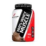 Ficha técnica e caractérísticas do produto 100% Whey Muscle Chocolate, BodyAction, 900g