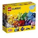 Ficha técnica e caractérísticas do produto 11003 Lego Classic - Peças e Olhos - LEGO
