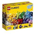 Ficha técnica e caractérísticas do produto 11003 Lego Classic - Peças e Olhos