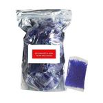 8 Saches 50g Silica Gel Azul Tira Umidade Bag Hermetico