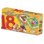 Ficha técnica e caractérísticas do produto 18 Jogos Infantis - Xalingo