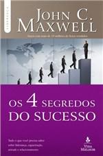 Ficha técnica e caractérísticas do produto 4 Segredos do Sucesso, os - Thomas Nelson Brasil