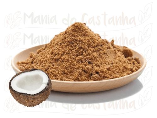 Ficha técnica e caractérísticas do produto Açúcar de Coco 1 Kg