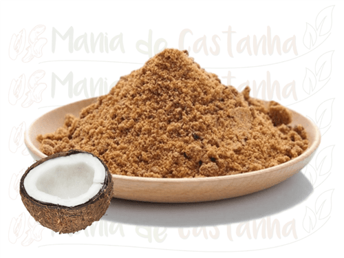 Ficha técnica e caractérísticas do produto Açúcar de Coco 200G