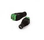 Ficha técnica e caractérísticas do produto Adaptador Borne X Plug P4 Femea 2.1 X 5,5 X 14 Mm