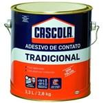 Ficha técnica e caractérísticas do produto Adesivo Cascola Trad Sem Toluol 2,8 Kg