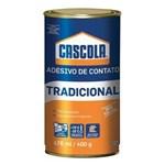Ficha técnica e caractérísticas do produto Adesivo Contato Cascola 400g