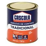 Ficha técnica e caractérísticas do produto Adesivo Contato Cascola 730 Gr - Henkel