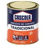 Ficha técnica e caractérísticas do produto Adesivo de Contato Cascola 730g Henkel