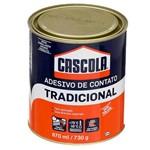 Ficha técnica e caractérísticas do produto Adesivo de Contato Cascola 730g