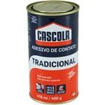 Ficha técnica e caractérísticas do produto Adesivo de Contato Cascola Tradicional 476 Ml / 400 Gr