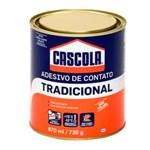 Ficha técnica e caractérísticas do produto Adesivo de Contato Cascola Tradicional - 730g - Henkel