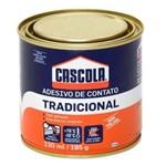 Ficha técnica e caractérísticas do produto Adesivo de Contato Tradicional Cascola 230ml 195g