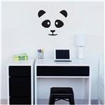 Ficha técnica e caractérísticas do produto Adesivo Decorativo de Parede - Panda - Marrom
