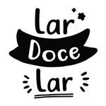 Ficha técnica e caractérísticas do produto Adesivo Parede Quarto Lar Doce Lar 55x56cm