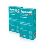 Ficha técnica e caractérísticas do produto Agemoxi 250 Mg 10 Comp