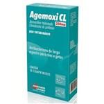 Ficha técnica e caractérísticas do produto Agemoxi Cl 250 Mg com 10 Comprimidos