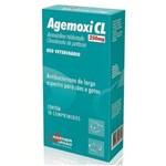Ficha técnica e caractérísticas do produto Agemoxi Cl 250Mg - 10 Comprimidos