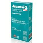 Ficha técnica e caractérísticas do produto Agemoxi Cl 250MG - 10/Comprimidos