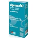 Ficha técnica e caractérísticas do produto Agemoxi Cl 250mg - Caixa com 10 Compr.