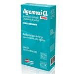 Ficha técnica e caractérísticas do produto Agemoxi Cl Agener União 50mg 10 Comprimidos