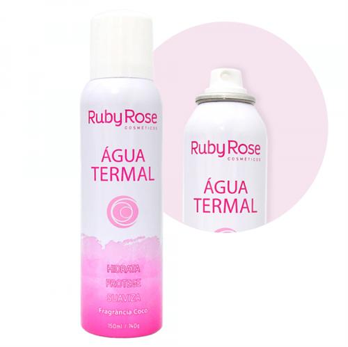Ficha técnica e caractérísticas do produto Água Termal Ruby Rose HB-305