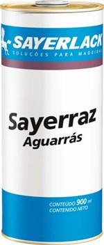 Ficha técnica e caractérísticas do produto Aguarrás 900ml X 06 Sayerlack