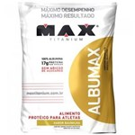 Ficha técnica e caractérísticas do produto Albumax 100% - 500 G - Max Titanium - Baunilha