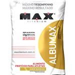 Ficha técnica e caractérísticas do produto Albumax 100 % - 500 G - Max Titanium
